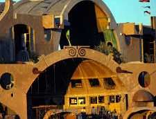 In the heart of the Arizona desert, Arcosanti stands as a vision for the planned city of the future