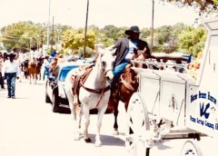 Celebrating the Life of Cowboy Russell Tyrone Mills