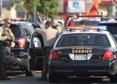 A new lawsuit describes a violent gang in LA County. Its members are deputy sheriffs.