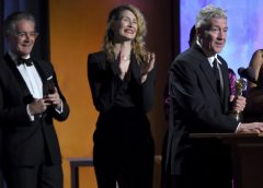 Groundbreaking quartet honored with special Oscars
